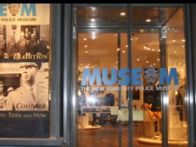 США. Нью Йоркский музей полиции (New York City Police Museum)